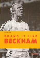 Brand it like Beckham