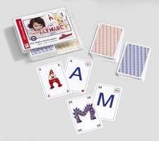 """Kartenspiel """"Alphas - Laute - Buchstaben"""""""