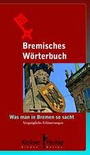 Bremisches Wörterbuch