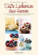 Süße Leckereien aus Hessen