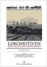 Lokomotiven der Pfälzischen Eisenbahnen