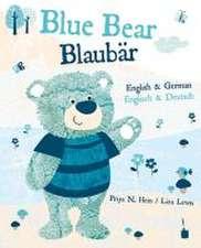 Blue Bear / Blaubär
