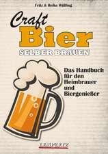 Craft-Bier selber brauen
