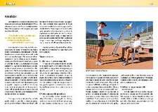 Entrenamiento en tenis con orientación psicológica