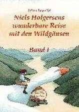 Niels Holgersens wunderbare Reise mit den Wildgänsen 1