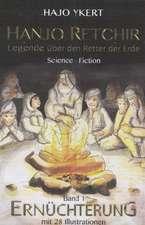 Hanjo Retchir - Legende über den Retter der Erde