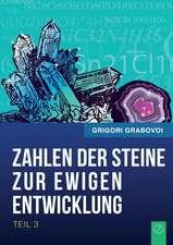 Die Zahlen Der Steine Zur Ewigen Entwicklung - Teil 3 (German Edition)