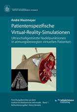 Patientenspezifische Virtual-Reality-Simulationen