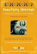 Something Unknown Is Doing We Don't Know What (dt. Fassung)