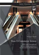 Vom E-Commerce Lernen:  Rfid Und Smartphone ALS Konversionsoptimierer Im Stationaren Modehandel