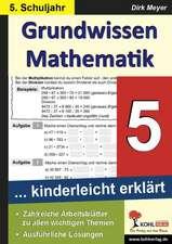 Grundwissen Mathematik 5. Schuljahr