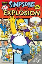 Simpsons Comics Explosion