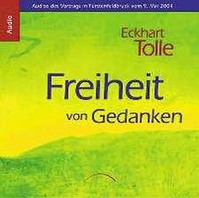Freiheit von Gedanken CD