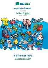 Babadada GmbH: BABADADA, American English - British English,