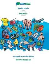 Babadada GmbH: BABADADA, Nederlands - Deutsch, visueel woord