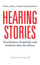 Hearing Stories
