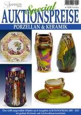 Auktionspreise Special. Porzellan & Keramik