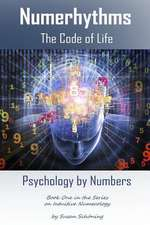 Numerhythms the Code of Life