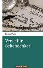 Verse Fur Seitendenker:  ]