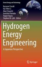 Hydrogen Energy Engineering: A Japanese Perspective