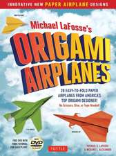 Michael LaFosse's Origami Airplanes : 28 Easy-to-Fold Paper Airplanes from America's Top Origami Designer!: Includes Paper Airplane Book, 28 Projects and DVD