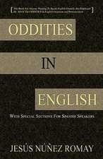 Oddities in English