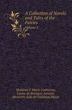 A Collection of Novels and Tales of the Fairies Volume 3