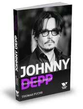 Johnny Depp. Omul din spatele măștilor