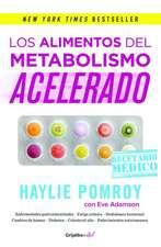 Los Alimentos del Metabolismo Acelerado / Fast Metabolism Food RX