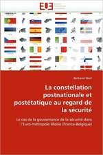 La Constellation Postnationale Et Postetatique Au Regard de La Securite:  Uma Analise Semiotica E Seu Legado Na Cultura Do Videoclipe.