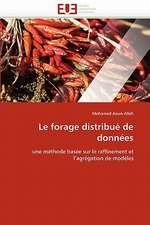 Le Forage Distribue de Donnees:  Modelisation, Analyse Et Visualisation