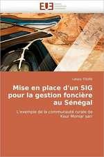 Mise En Place D'Un Sig Pour La Gestion Fonciere Au Senegal:  Cible Pharmacologique Dans Le Diabete de Type 2