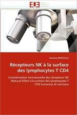 Récepteurs NK à la surface des lymphocytes T CD4
