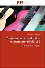Diversite de La Production Et Structure de Marche:  Langue Gur Du Togo Et Du Ghana