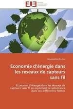 Economie D Energie Dans Les Reseaux de Capteurs Sans Fil:  Croissance Eco. Et Fragilite Bancaire