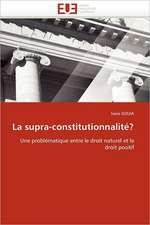 La Supra-Constitutionnalite?:  Alternative Dans La Prise En Charge Reflux Gastro- Sophagien Chez La Femme Enceinte
