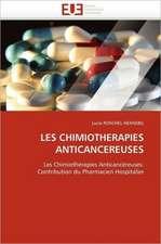 Les Chimiotherapies Anticancereuses:  Un Enjeu Pour Les Acteurs de L'Aide Aux Refugies