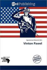 VINTON PAWEL