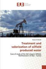 Treatment and valorization of oilfield produced water