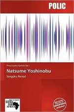 NATSUME YOSHINOBU