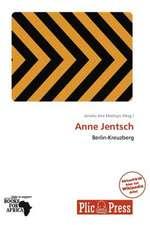 Anne Jentsch