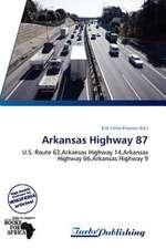Arkansas Highway 87