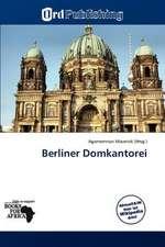 Berliner Domkantorei
