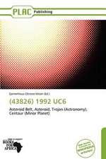 (43826) 1992 UC6