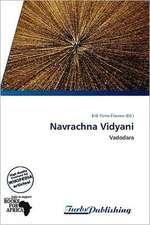 Navrachna Vidyani