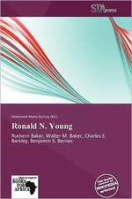 RONALD N YOUNG