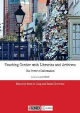 Teaching Gender with Libraries and Archives
