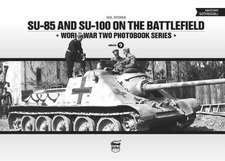 Su-85 and Su-100 on the Battlefield:  September 1943 - August 1944