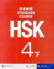 HSK Standard Course 4B - Textbook