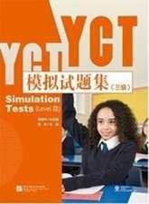 YCT Simulation Tests Level 3